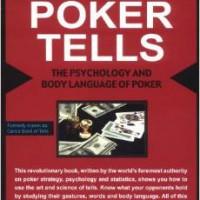 Bók mánaðarins: Book of poker tells