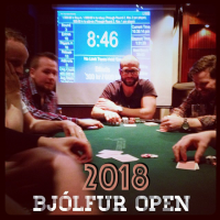 Bjólfur OPEN 2018